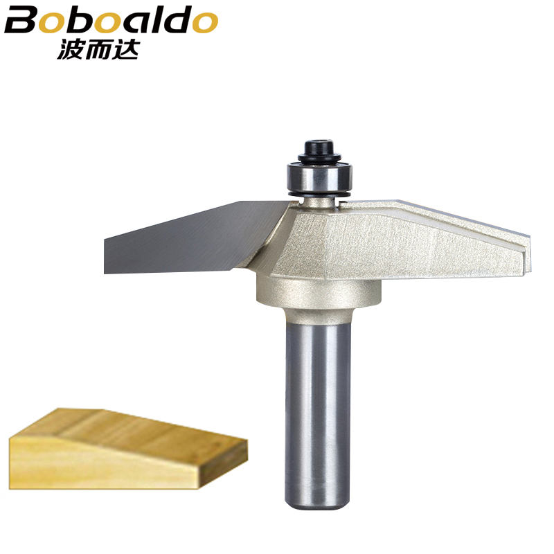 1PCS 1/2 Shank Raised Panel Bits 15Deg Straight  Cabinet Door Router Bit Arden Router Bit Woodworking Router Bits