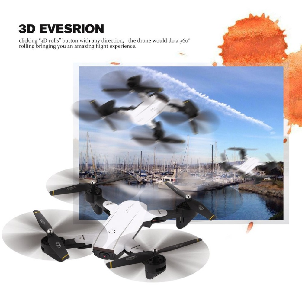 SG700 2.4G RC Drone Foldable Quadcopter with 2MP HD Wifi FPV Camera Optical Flow Positioning Altitude Hold HeadlessSG700 2.4G RC Drone Foldable Quadcopter with 2MP HD Wifi FPV Camera Optical Flow Positioning Altitude Hold Headless