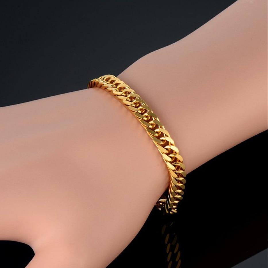 cuban link bracelet (9)