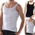 Homens Silm cobre Slimming Vest Belly Buster Shaper corpo dos homens do homem Top MTT022