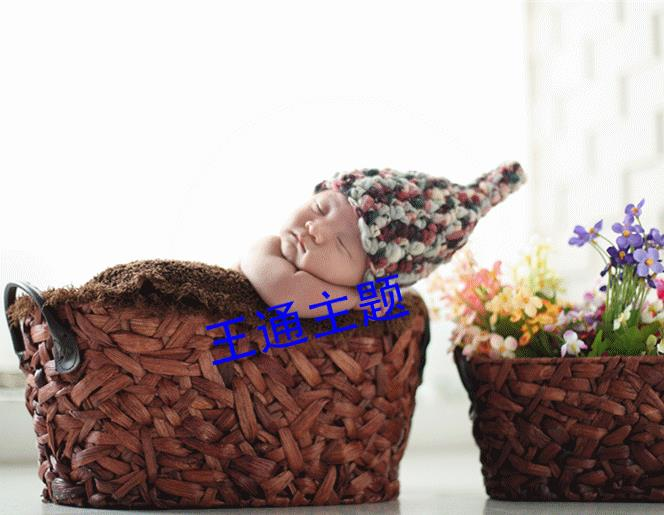new pattern  Children's photography props  Essential Studio Photos  One hundred days baby basket A01 600cm 300cm mini baby child photography lollipop gift balloons background one hundred days baby photos lk 3980