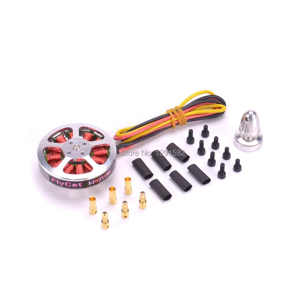 5010 360kv/750kv moteur Brushless Readytosky 40A ESC OPTO 2 6 S pour ZD550 ZD680 quadrirotor-in Pièces et accessoires from Jeux et loisirs    3
