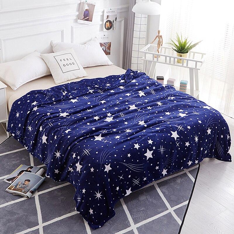 Super Soft warm flannel coral blanket brand summer sofa bed cover travel Plaid throw blanket winter bedsheet plush quilt blanket