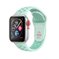 Smart Watch IWO 8 44mm Women Smart Watch Heart Rate Monitor ECG For Apple IPhone Android phone IWO 5 6 upgrade Watch series 4