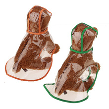 Waterproof Dog Clothes for Small Dogs Raincoat
