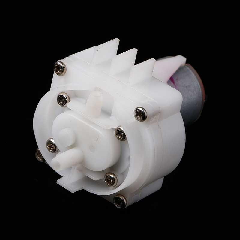 DC 5 V Gear Oil Pump Motor Pompa Self-Priming Pompa Air Mini dengan 1 M Pipa Air Pompa pipa Aksesoris