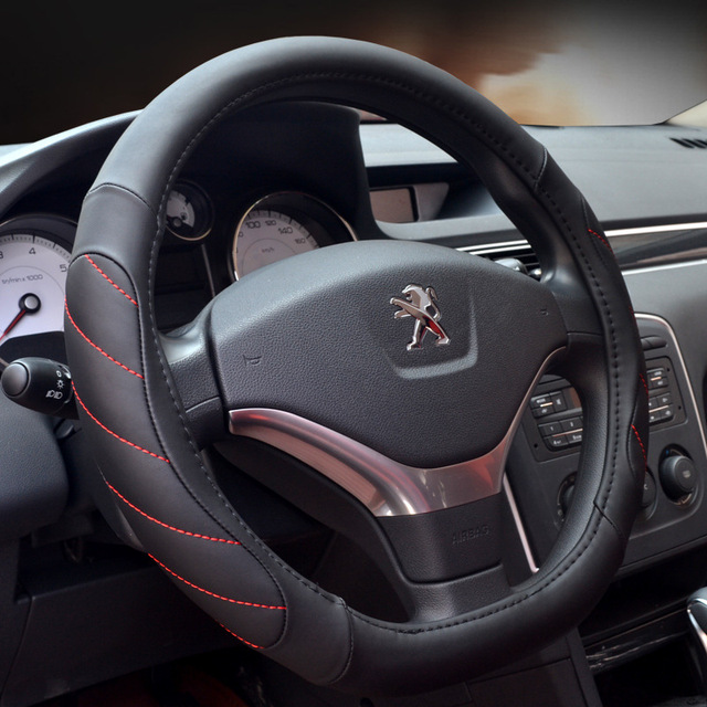 Universal sport styling car steering cover