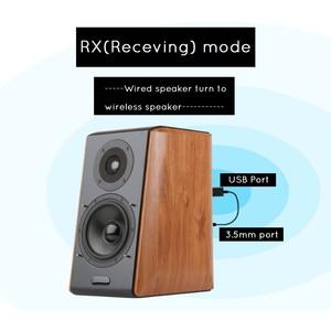 Image 2 - Nouveau Bluetooth 5.0 RX TX 2 en 1 émetteur récepteur sans fil adaptateur A2DP USB 3.5mm Jack voiture AUX Audio musique pour TV PC casque