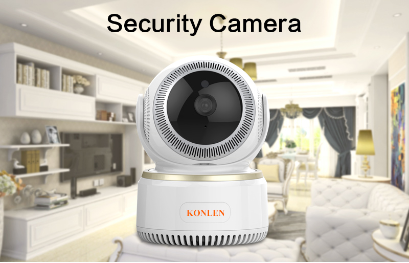 WIFI Wireless Security Camera 01