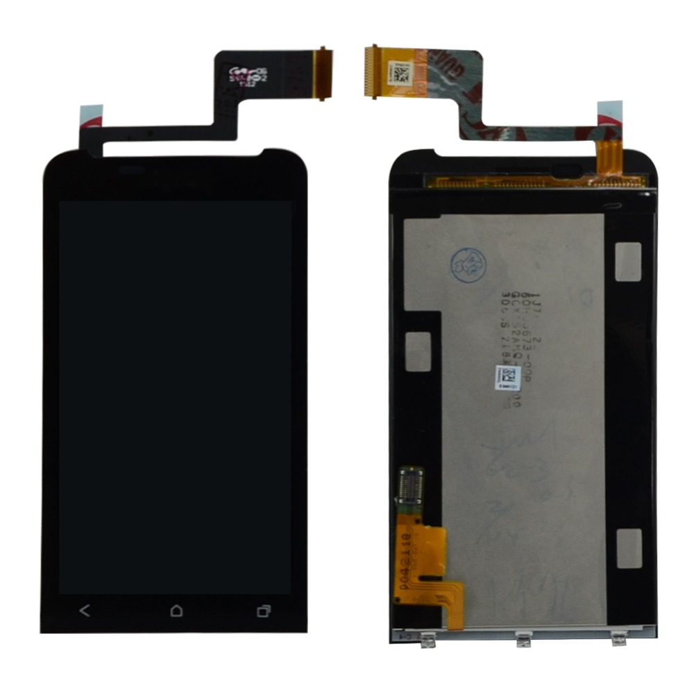 High Quality Replacement Glass Sensor Panel Touch Screen Digitizer LCD Display Assembly For HTC ONE V T320E G24 Mobile Parts for letv le1 pro x800 lcd display monitor touch screen digitizer glass sensor assembly replacement parts high quality