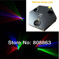 new Arrival RGB cool scanning Laser projector Party Bar Club lighting DJ Disco Dance KTV Professional Stage Lights D93 fast ship