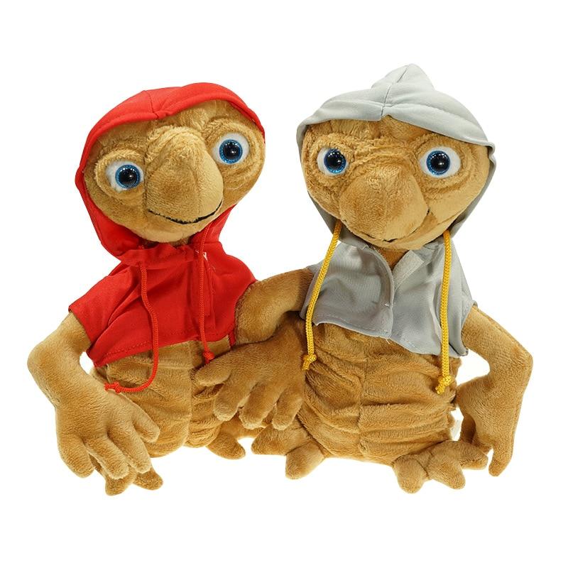 11/'/' Big Teddy Cartoon E.T Extra-Terrestrial Alien Plush Soft Toy Stuffed Doll