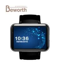 DM98 GPS 3G WCDMA Smart Watch Android With SIM Card Sports Tracker 512M 4GB Smartwatch Phone 900mAh Wifi BT4.0 Wristwatch Men