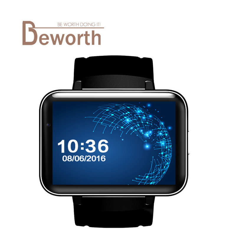 DM98 GPS 3G WCDMA Smart Watch Android With SIM Card Sports Tracker 512M 4GB Smartwatch Phone 900mAh Wifi BT4.0 Wristwatch Men dm98 gps 3g smart watch android with sim card pedometer sports tracker smartwatch phone 900mah wifi bt4 0 wristwatch men rsmtte