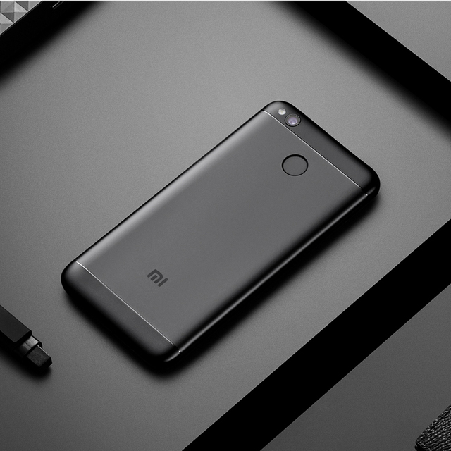 Original Xiaomi Redmi 4X 4 X 2GB RAM 16GB ROM Mobile Phone Snapdragon 435 Octa Core 5.0″ 4100mAh 13.0MP Official Global Rom