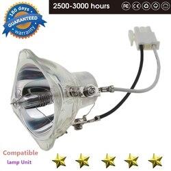 Kompatybilny MP610 MP610 B5A MP611 MP611C MP615 MP620C MP620P MP720P MP721 MP721C PD100D do projektora BenQ lampa projektorowa w Żarówki projektora od Elektronika użytkowa na