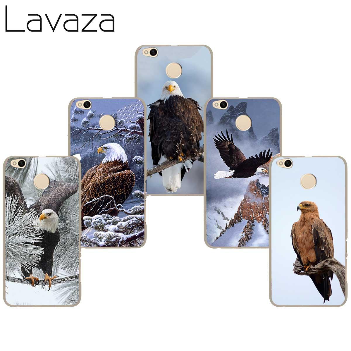 Lavaza 232aa Eagle on the tree Hard Case for Xiaomi Redmi 5a 5 plus 4X 4 4A Pro Note 5a 4 4X 3S 3 Pro Mi a1 5 5s 6