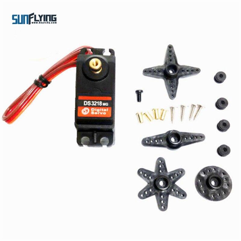 DS3218 Numérique Servo high torque Utiliser pour Modèle Réduit D'avion ou Robot Pièces Bras Pince Pince Griffe Manipulateur Partie DIY RC jouet
