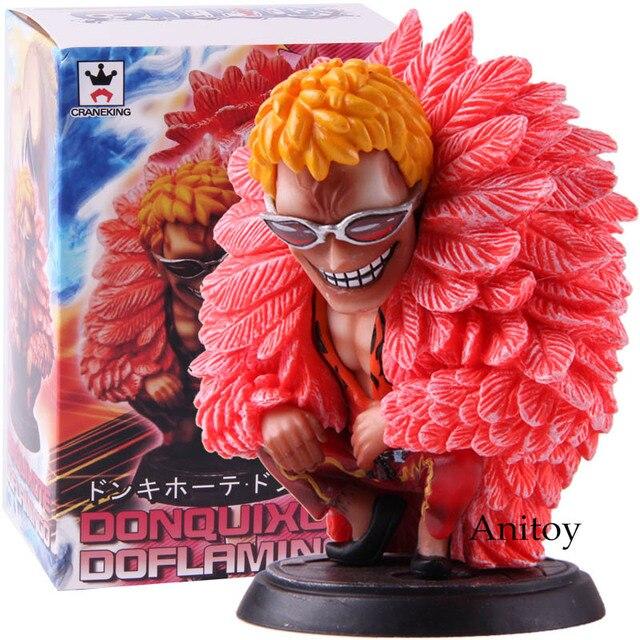 Anime One Piece Donquixote Doflamingo PVC Action Figure Toy