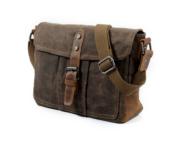 38273b7220ccf العلامة التجارية حقيبة ساعي بريد للرجال المرأة حقيبة كتف مفردة عالية ...