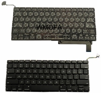 US Black New For APPLE MD103 MD104 MD318 MD332 MC118 MC723 MB471 Laptop Keyboard English