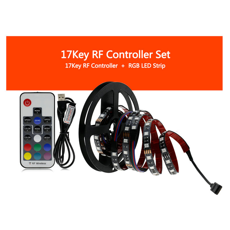 RF 17Key Controller