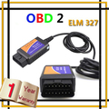 Elm327 USB OBD2 / OBDII V1.5 автоматический диагностический интерфейс код сканер для окон пк компьютер