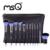 Msq nueva llegada 12 unids compone el cepillo cepillo de pelo sintético de calidad superior belleza profesional pincel de maquillaje para su belleza