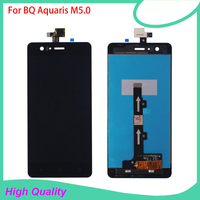 High Quality LCD Display For BQ Aquaris M5 0 5Inch Touch Screen Digitizer Assembly 100 Tested