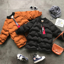 Winter Jackets for Boy Children Down Parkas Christmas Coats New Year Clothing Veivet Warm Thicker Outwear Children Clothing 3-8T