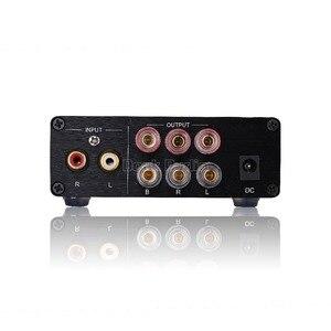 Image 5 - Nobsound Mini HiFi 2.1 Channel TPA3116D2 Digital Power Amplifier Hi Fi Stereo Audio Bass Amp 2*50W Subwoofer