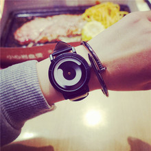 Style Black Know-how Type Futuristic Ladies Males Quartz Wristwatches Informal Stylish College students Girl Boys Women Watch Time Clock