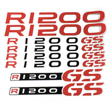 MTKRACING Motorcycle REFLECTIVE Stickers FAIRING Decals for BMW R 1200 GS