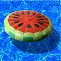 150 CM Inflatable Pool Float Toy Inflated Watermelon Leisure Water Floating Raft Summer Water Resting Air Mattress Party Favors