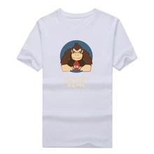 Donkey Kong Retro t-shirt MANY COLORS & SIZES Fashion T SHIRT 1026-2