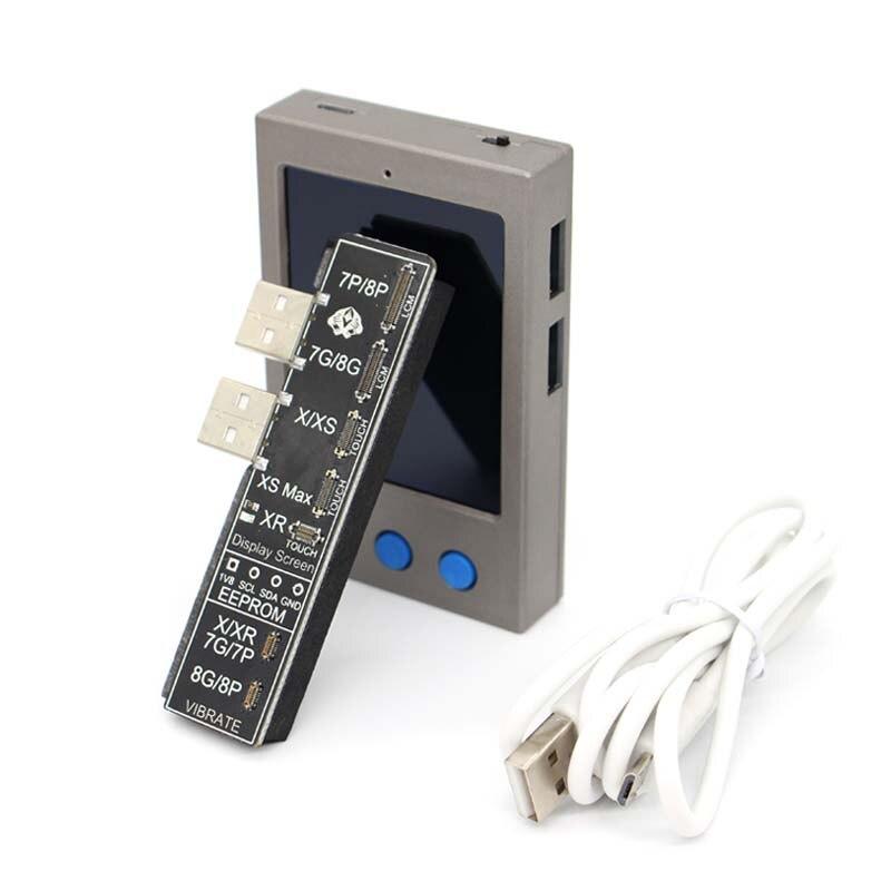 W13 LCD capteur de lumière ambiante vibrateur réparation IP affichage EEPROM programmeur pour iPhone 7-XS/XSM XR - 4