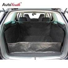 AUTOYOUTH Lona PE Revestimiento Impermeable Del Coche Estera Del Tronco de Coche Manta De Protección Para más la limpieza de su coche
