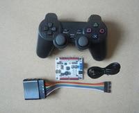 32 Channel Servo Motor Control Board & PS 2 Controller + Receiver for Hexapod Robot Spider 17DOF Robtics
