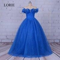 Королевский синий Свадебные платья 2018 Vestidos De Novia Sirena Милая Кепки рукавом Свадебное платье с пайетками 3D бабочки с открытыми плечами