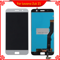 For Lenovo ZUK Z1 LCD Display Touch Screen Digitizer Assembly Replacement Phone Parts For Lenovo ZUK Z1 LCD Screen Free Tools