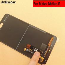 For Meizu Meilan E LCD Display+touch Screen+Tools Digitizer Assembly Replacement Accessories Give glass film все цены