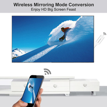 Wireless WiFi Mirroring Cable for MHL to HDMI Converter 1080P HDTV Adapter MHL HDMI Cable for iPhone Android Samsung Windows