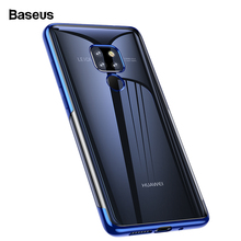 Baseus Luxury Plating Case For Huawei Mate 20 Pro Coque Ultra Thin Electroplating Soft TPU Cover Mate20 Capinhas