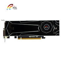 New Original ASL GT1050ti Graphics Card 4G GDDR5 128bit Video Cards for nVIDIA Geforce GT 1050ti Hdmi Dvi game