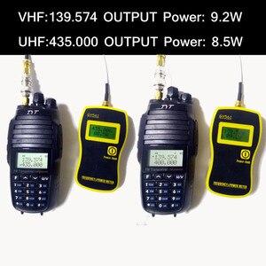 Image 4 - TYT TH UV8000D Walkie Talkie 10km VHF 136 174MHz UHF 400 520MHz Dual band ręczny szynki radio FM Transceiver Two Way Radio