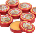 24Pcs Tiger Head Menthol Balm Refreshing Relief Headache Oil Herbal Mint Flavor Remedy Mosquito Elimination for Summer