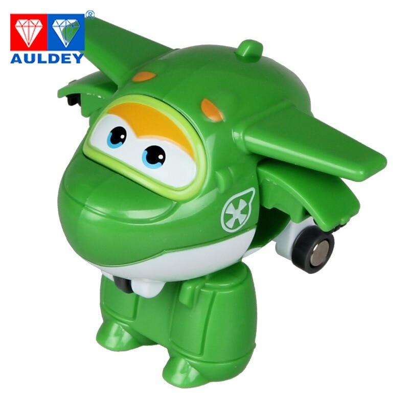 4 unids / set Mini Súper Alas de Alta Calidad Original JETT DIZZY - Figuritas de juguete - foto 5