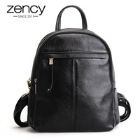 New Fashion Brand Women Genuine Leather Backpack Women S Backpacks For Teenage Girls Ladies Bags With