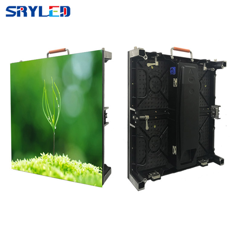 Portable Stage Equipment Led Screen P4.81 500x500mm Indoor rental Led Display Price