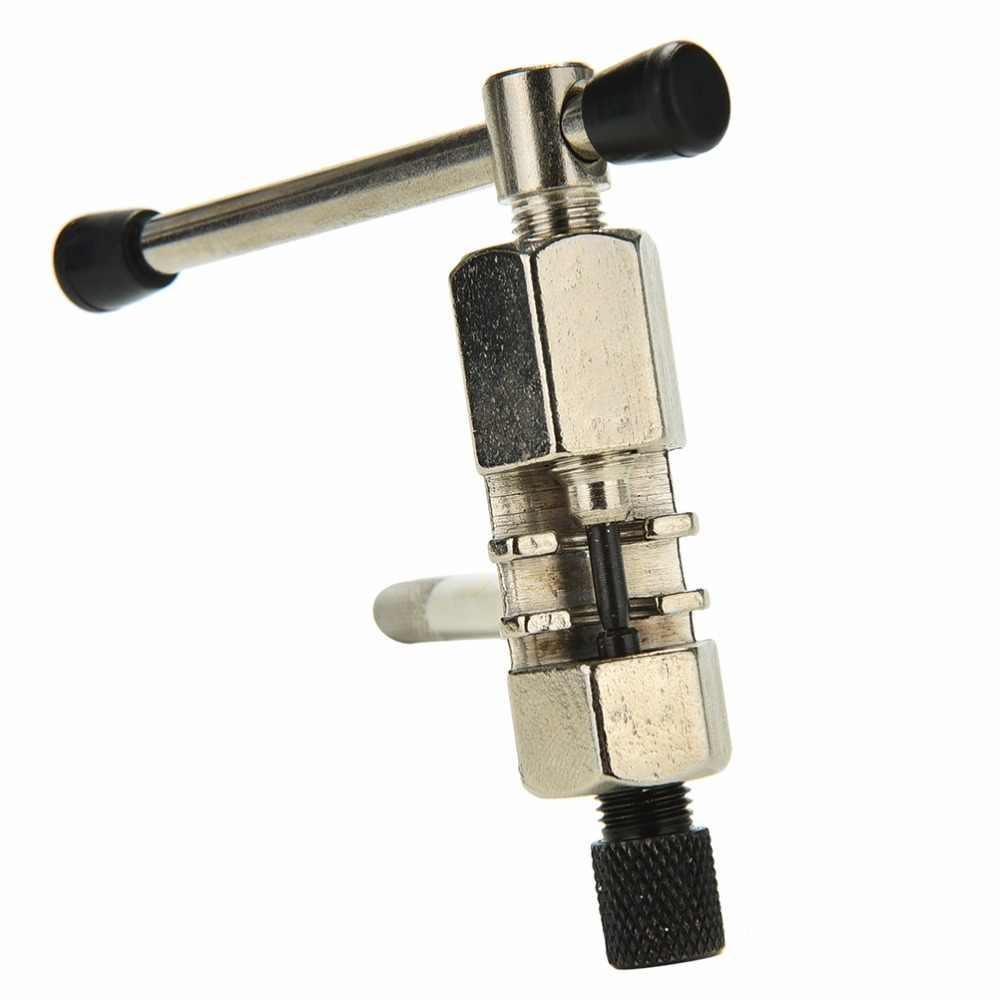 Rantai Sepeda Remover Sepeda Jaringan Breaker Cutter Pemindahan Alat Perbaikan Sepeda Rantai Rivet Extractor Pin Spliter